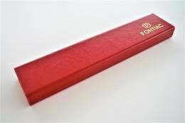 Watches BOX : PONTIAC * * * - 1970's  - Original - Swiss Made - Excelent Condition - Gioielli & Orologeria