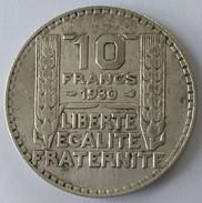 10 Francs TURIN 1930 - - K. 10 Francs
