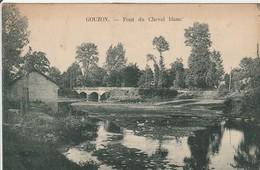 GOUZON  Pont Du Cheval Blanc - Frankreich