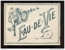 Etiquette   Eau De Vie - Labels