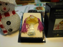 Miniature Parfum Bouquet Di Violette 1890 - Miniature Bottles (in Box)