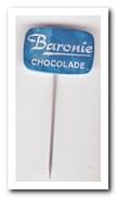 BARONIE Chocolade - Pins