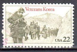 United States 1985 World War I Veterans - Sc # 2152 - Mi.1762 - Used - Vereinigte Staaten
