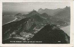 Rio De Janeiro - Vista Di Pao De Assucar (002701) - Rio De Janeiro