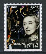 FRANCE 2017 / JEANNE LANVIN  Neuf** - France