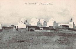 CPA Tunisie Kairouan La Mosquée Des Sabres (animée) P415 - Tunisia