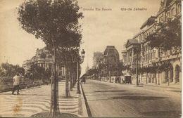 Rio De Janeiro - Avenida Rio Branco (002707) - Rio De Janeiro