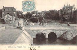 CPA Beuzeval-Houlgate Le Drochon (animée) P476 - Other Municipalities