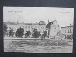 AK GRODEK JAGIELLONSKI B LEMBERG Lwow Horodok Zensur 1917/// D*29484 - Ukraine