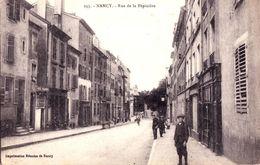 54 : Nancy :rue De La Pépinière - Nancy