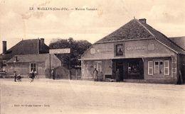 21 : Les Maillys :épicerie Maison Vannier - France