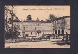 Sermaize Les Bains  Etablissement Thermal Hotel De La Source ( Animée Poussy Lacombe ) - Sermaize-les-Bains