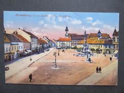 AK KORNEUBURG 1918 Platz /// D*29510 - Korneuburg