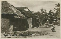 Südwestafrika - Afrikanisches Negerdorf 1931 (002712) - Ehemalige Dt. Kolonien