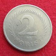 Hungary 2 Forint 1950 KM# 548 Hongrie Hungria Ungarn Ungheria Magyar - Hongarije