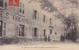 13 / MARSEILLE / EXPULSION DES OBLAT DE MARIE / INTERIEUR DE LA COUR DU COUVENT / N 7 - Marseilles
