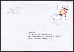Cover - Alcochete To Póvoa Santa Iria, Portugal // Cancel - Alcochete 2016 - 1910-... République