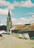 Bouxières-aux-Chênes. L'église Sainte-Madeleine - France