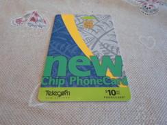 NEW ZEALAND - Nice Chipphonecard As On Photo - New Zealand