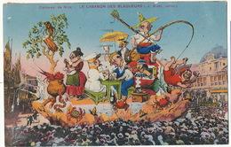 Pecheur  Humour Carnaval De Nice La Cabanon Des Blagueurs  Jeu De Cartes - Pêche