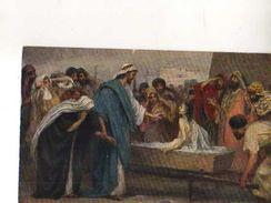 L'Histoire Sainte En Images Nouveau Testament Resurrection Ju Jeune Homme De Naim - Jésus