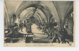 CLUNY - ECOLE DES ARTS ET METIERS - Ateliers - Cluny