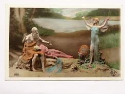 C.P.A. : ELD LE DELEY N° 208 Pour L' Année 1910 - Nouvel An