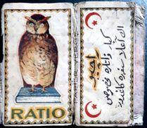Turkey,Ottoman,PAPER OF CIGARETTES #1917 Ratio (Istanbul),G.. - Cigarette Holders