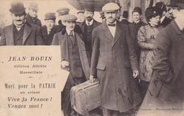 13 / JEAN BOUIN / CELEBRE ATHLETE MARSEILLAIS / MORT POUR LA PATRIE / RARE + - France