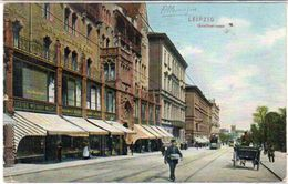 LEIPZIG - Goethestrasse - Commerces- Attelage (101191) - Germania