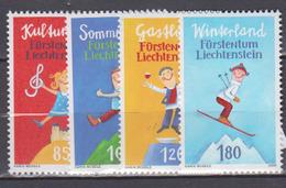 LIECHTENSTEIN           2006          N .   1353 / 1356       COTE    12 . 00  Euros - Liechtenstein