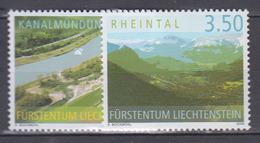 LIECHTENSTEIN           2006          N .   1344 / 1345       COTE    14 . 00  Euros - Liechtenstein