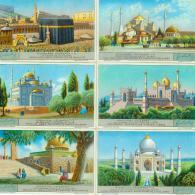 LIEBIG : S_1250 : 'Mosquées Célèbres - Group Games, Parlour Games