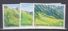 LIECHTENSTEIN           2006          N .   1358 / 1360       COTE    10 . 00  Euros - Liechtenstein