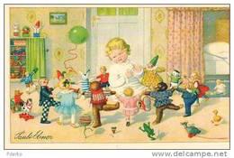 "12 Pauli Ebner Illustrateur D'enfants CPM ""RIPRODUZIONE""  2003 - Ebner, Pauli"