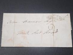 GRANDE BRETAGNE - Lettre En 1830 - L 10672 - ...-1840 Préphilatélie
