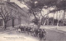 13 / MARSEILLE / PENSIONNAT JEANNE D ARC / LA CLASSE ENFANTINE - Marseilles