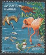 MEXIQUE  N°1814__OBL VOIR SCAN - Messico