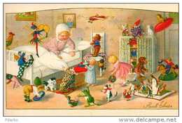 """14 Pauli Ebner Illustrateur D´enfants CPM CPM """"REPRODUCTION"""" 2003 - Ebner, Pauli"""