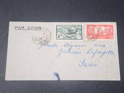 NOUVELLE CALÉDONIE - Enveloppe De Nouméa Pour La France En 1940 , Affranchissement Plaisant - L 10687 - Cartas