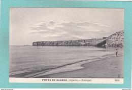 Old Postcard Of Ponta De Sagres,Algarve Of Portugal.,V30. - Other