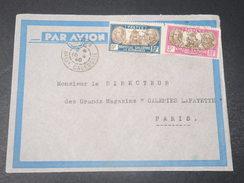 NOUVELLE CALÉDONIE - Enveloppe De Nouméa Pour La France En 1940 , Affranchissement Plaisant - L 10688 - Cartas