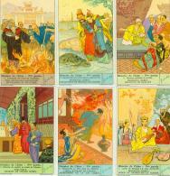 LIEBIG : S_1275/76 : 'Histoire De La Chine I & II - Unclassified
