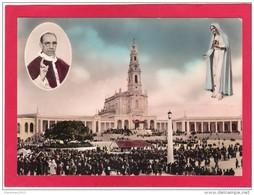 Nossa Senbora Do Rosario De Fatima,Portugal,Posted With Stamp, L30. - Portugal
