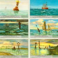 LIEBIG : S_1343- Balisage Maritime (le) - Jeux De Société