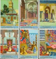 LIEBIG : S_1351 : 'Art Marocain (l') - Group Games, Parlour Games