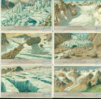 LIEBIG : S_1389 - 'Vie Des Glaciers (la) - Jeux De Société