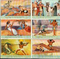 LIEBIG : S_1374 - 'Dieux D'Egypte (les) - Group Games, Parlour Games