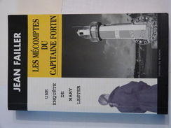 MARY LESTER N° 45 LES MECOMPTES DU CAPITAINE FORTIN   Policier Breton - Unclassified
