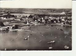 LARMOR - BADEN - Vue Générale Aérienne Du  Port -( DA-880) - Autres Communes